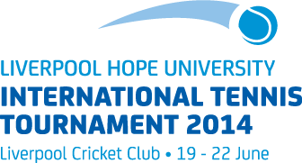 Liverpool Hope University International Tennis Tournament 2014