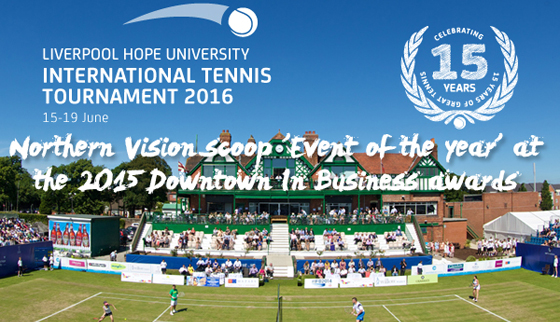 International tennis – awarded event of the year